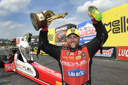 Top Fuel winner Shawn Langdon