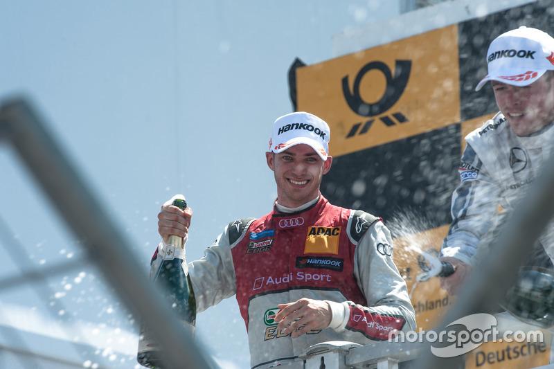 Podyum, Edoardo Mortara, Audi Sport Team Abt Sportsline, Audi RS 5 DTM