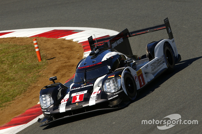 3. LMP1: #1Porsche 919 Hybrid: Timo Bernhard, Mark Webber, Brendon Hartley