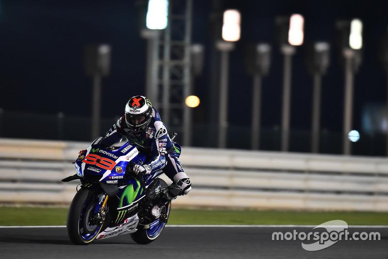 Jorge Lorenzo (Yamaha), 1. Platz