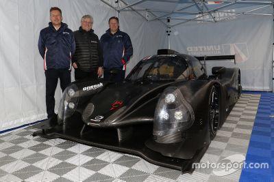 United Autosports - Onroak announcement