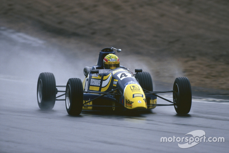 1994 bis 1997: Formel Ford und Formel 3