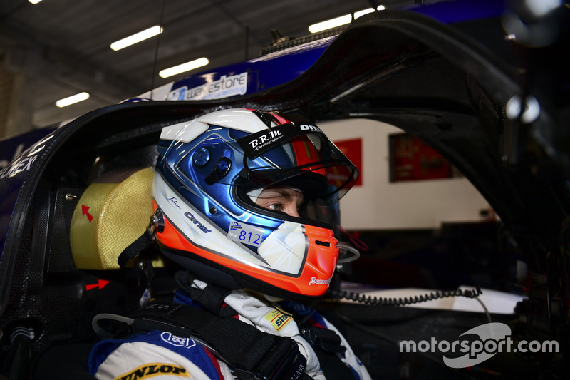 #41 Greaves Motorsport, Ligier JSP2 - Nissan: Julien Canal