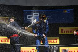 Пьер Гасли, Prema Racing и Алекс Линн, DAMS