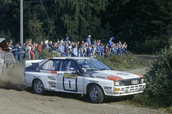 Hannu Mikkola, Arne Hertz, Audi Quattro A2