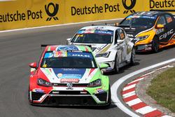 Romain de Leval/Alexis Van de Poele, Delahaye Racing, VW Golf TCR