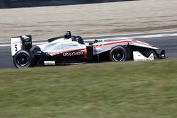 Harrison Scott, Hitech GP Dallara F315 - Mercedes