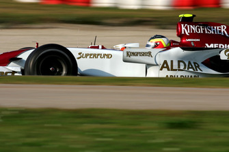 Giedo Van Der Garde, Force India