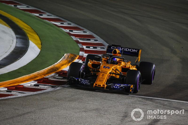 16 місце — Фернандо Алонсо (Іспанія, McLaren) — коефіцієнт 2001,00