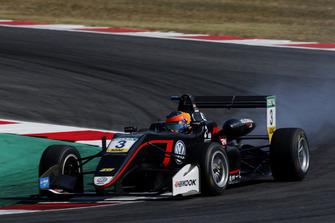 Sebastian Fernandez, Motopark Dallara F317 - Volkswagen