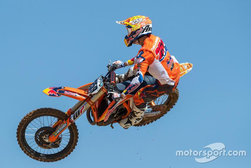 Glenn Coldenhoff, Red Bull KTM Factory Racing