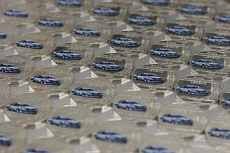 Ford Motorsport coins