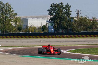 Test de la Ferrari Driver Academy