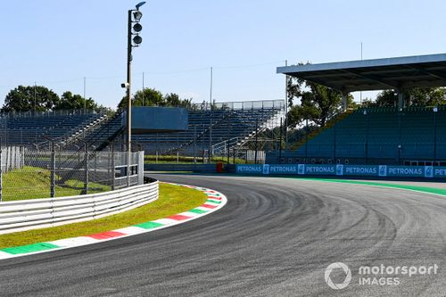 F1 Italian GP Live Commentary and Updates - FP2 and Sprint