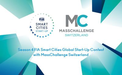 FIA Smart Cities Global Start-Up Contest