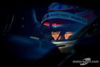 IndyCar-Test in Sebring (1/2)