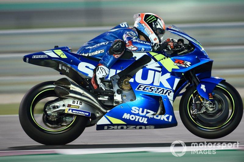 №42. Алекс Ринс (Испания), Team Suzuki Ecstar, Suzuki GSX-RR