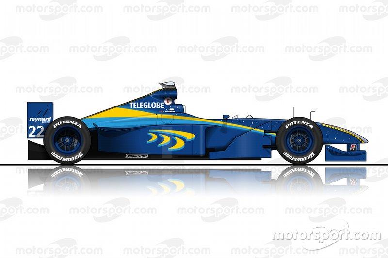 BAR 001 - a kék festés