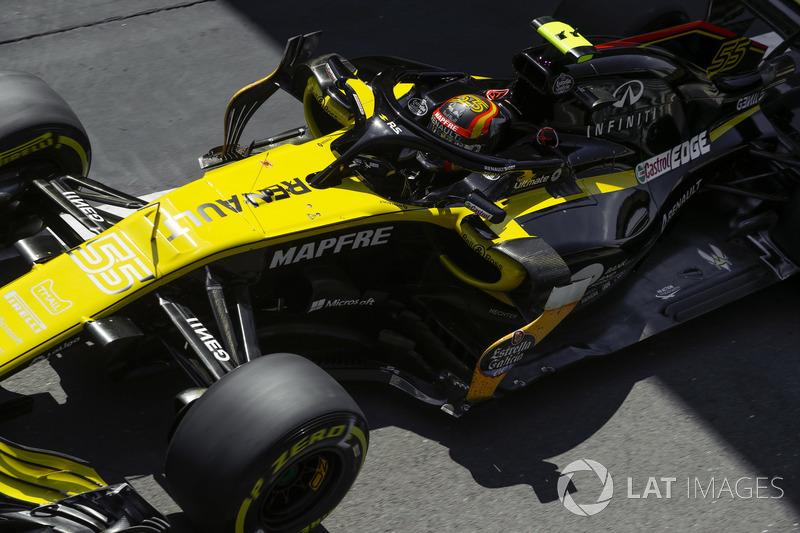10 місце — Карлос Сайнс (Іспанія, Renault) — коефіцієнт 1001,00