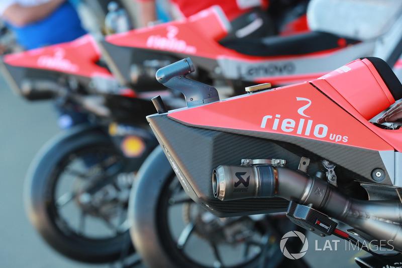Motor Andrea Dovizioso, Ducati Team