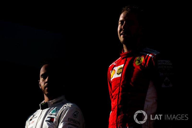 La sonrisa, para Vettel