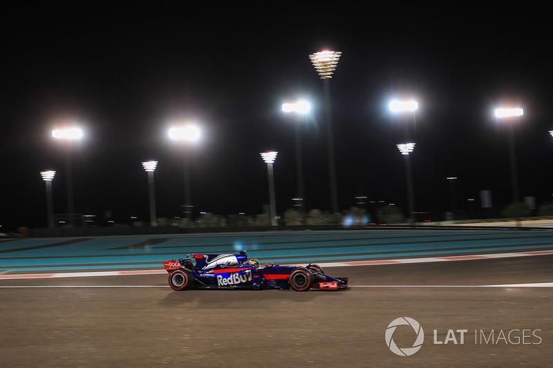 15. Brendon Hartley, Scuderia Toro Rosso STR12