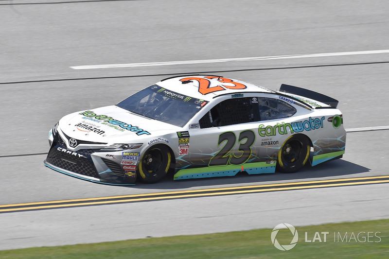 37. Gray Gaulding, BK Racing, Toyota Camry Earthwater