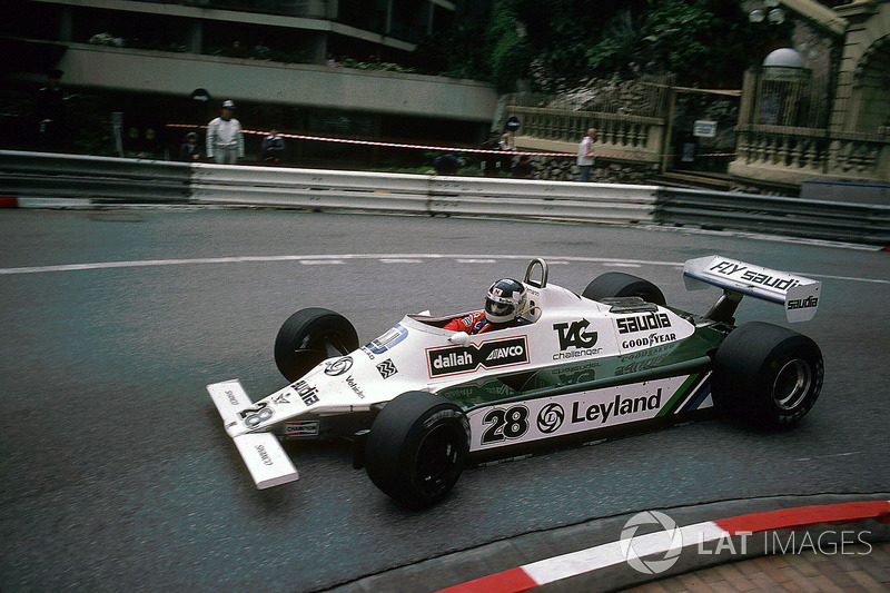 1980: Williams-Cosworth FW07B