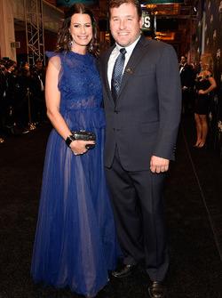 Ryan Newman ve eşi Krissie