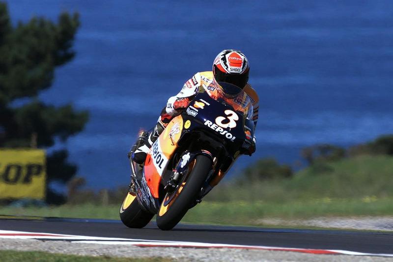 1999 - Alex Criville, Honda
