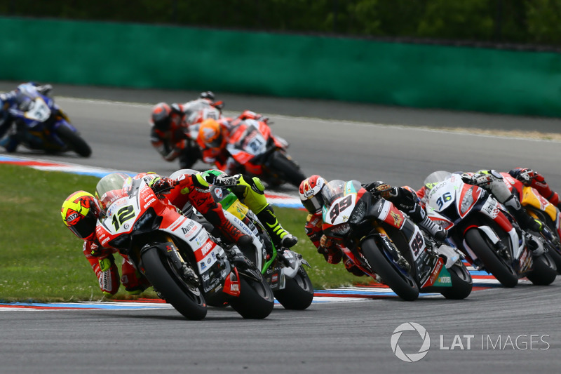 Xavi Fores, Barni Racing Team, Roman Ramos, Team Go Eleven