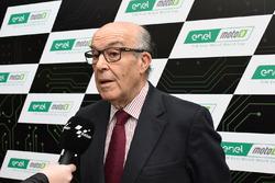 Carmelo Ezpeleta, PDG de la Dorna