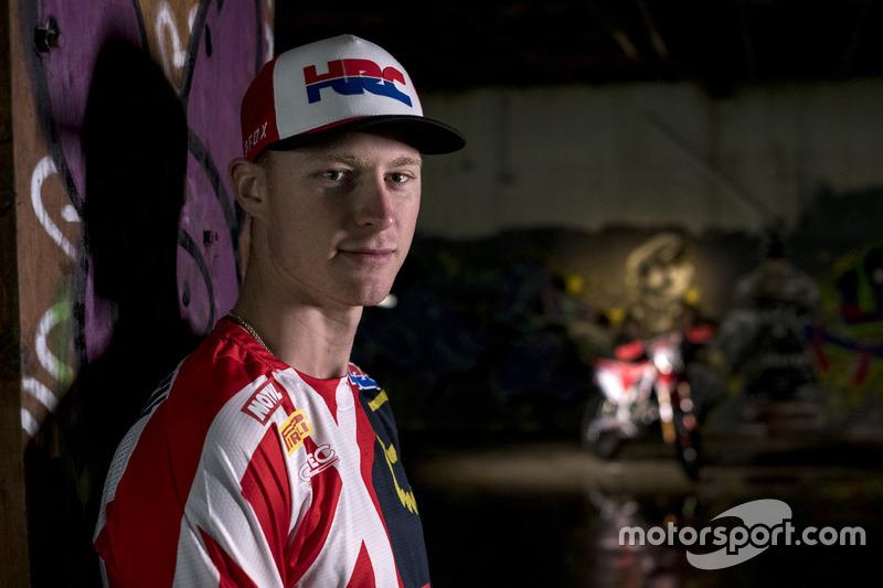 MX2: Calvin Vlaanderen, Team HRC