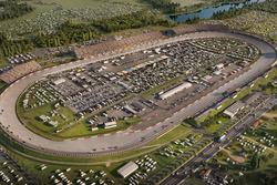 Geplanter Umbau am Darlington Raceway