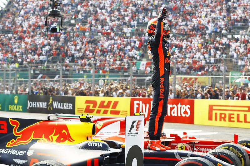 2. Max Verstappen: 143 punten - positie ongewijzigd