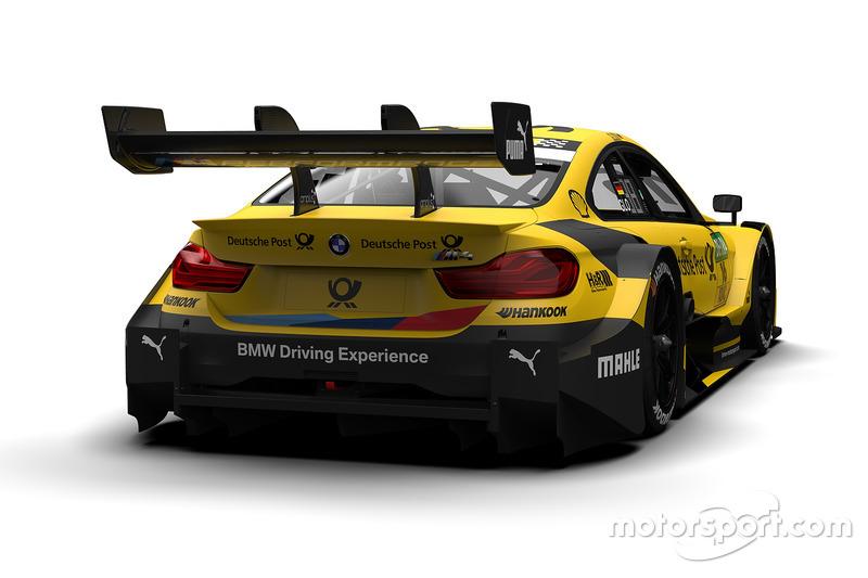 Timo Glock, BMW M4 DTM