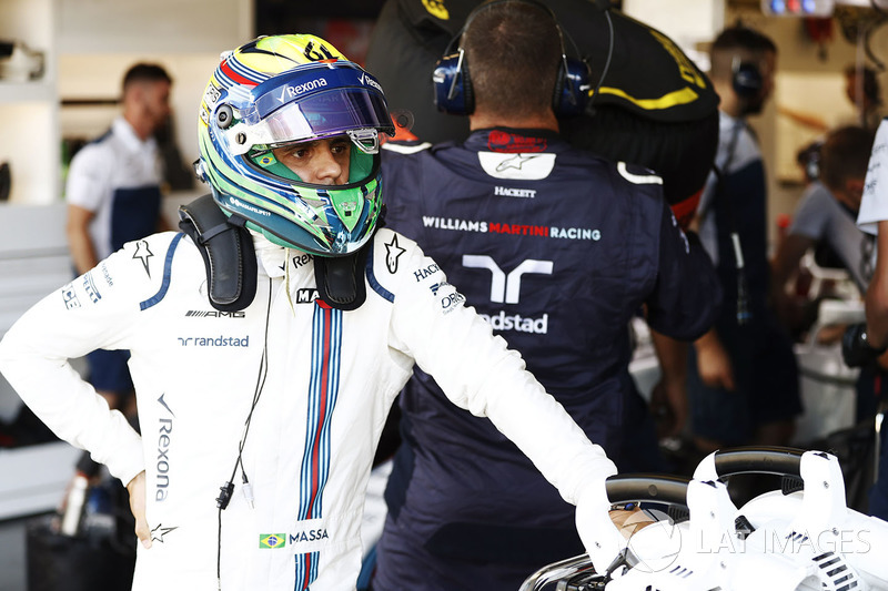 Verlierer: Felipe Massa (Williams)
