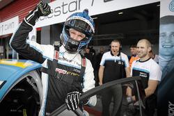 Polesitter Nicky Catsburg, Polestar Cyan Racing, Volvo S60 Polestar