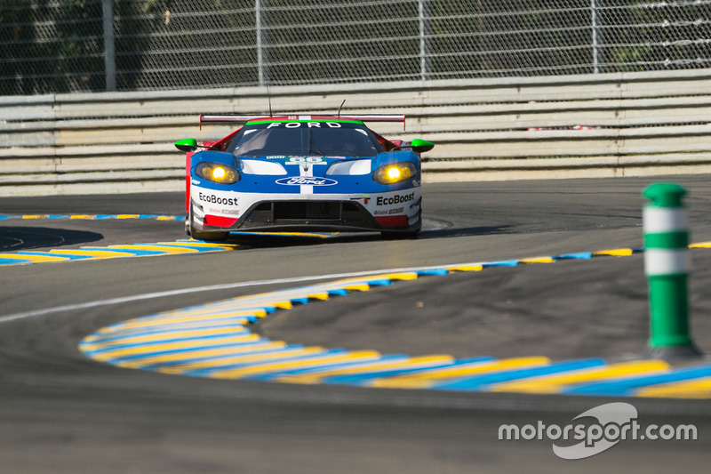 10. LMGTE-Pro: #66 Ford Chip Ganassi Racing, Ford GT