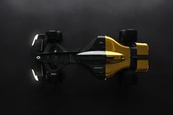 نموذج مفهوم سيارة رينو
