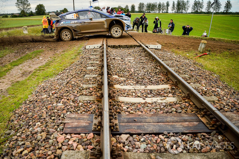 8. Teemu Suninen, Mikko Markkula, Ford Fiesta WRC, M-Sport