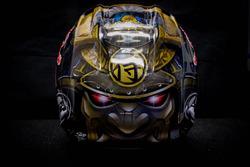 Speciale helm van Dani Pedrosa, Repsol Honda Team
