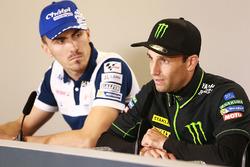 Лорис Баз, Avintia Racing, и Жоан Зарко, Monster Yamaha Tech 3