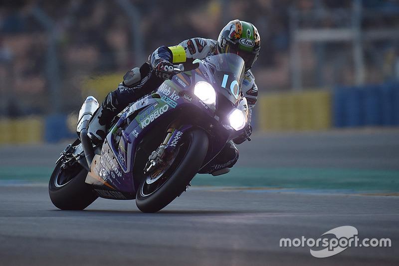 #10 Kawasaki: Osamu Deguchi