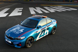 BMW M2 Le Mans safety car