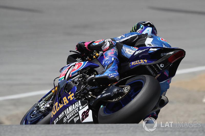 Алекс Лоус, Pata Yamaha