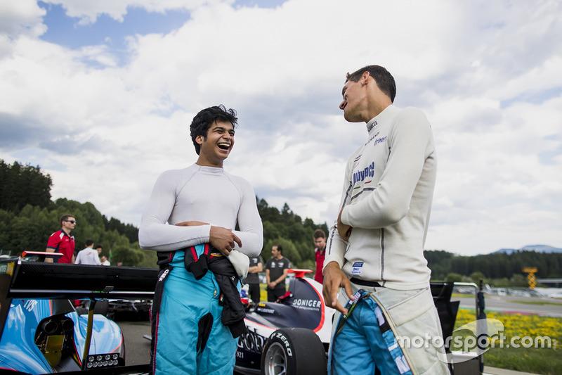 Арджун Майни и Алессио Лоранди, Jenzer Motorsport