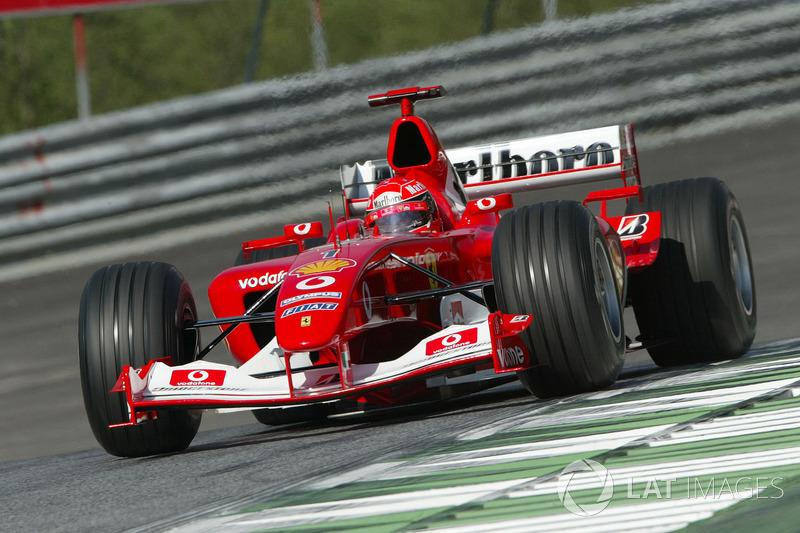 Ferrari F2003-GA (2003)