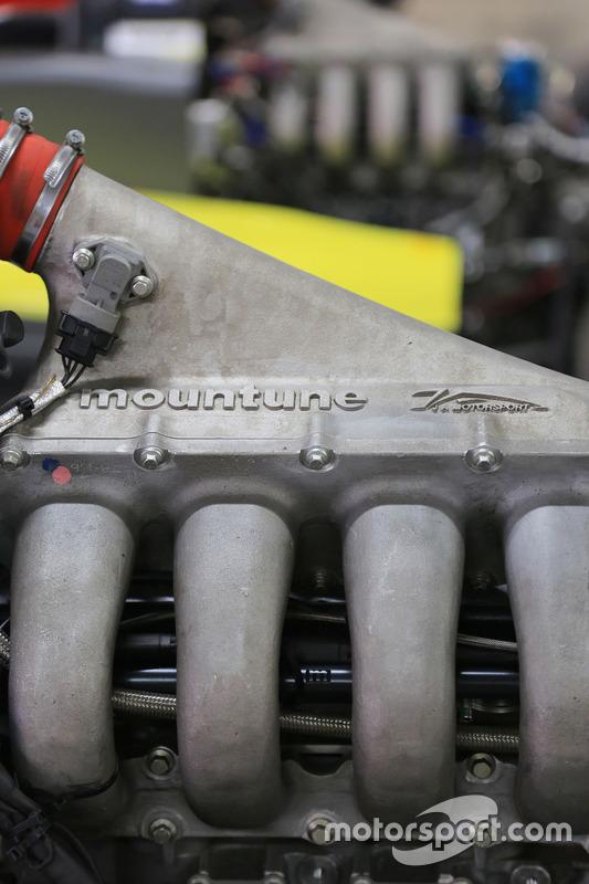 Detail: Moutune-Motor