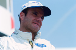 Rubens Barrichello, Stewart